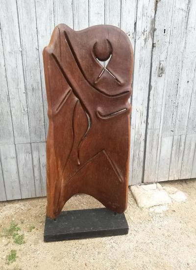 Sculpture de philippe Scrive